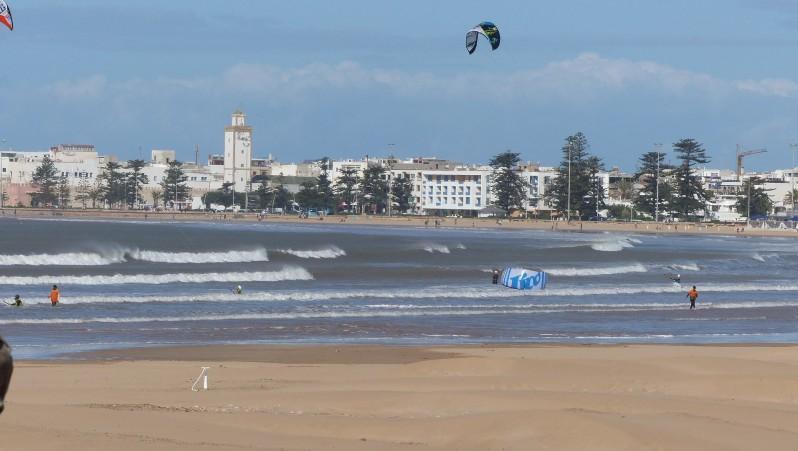 Wind report Essaouira - Maroc (MA) 2015-11-23 13:00:00