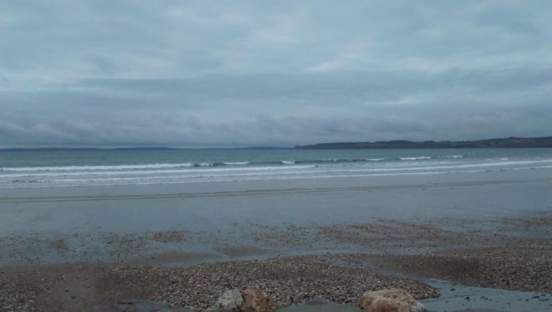 Surf report Pors Ar Vag - France (29) 2015-11-26 14:00:00
