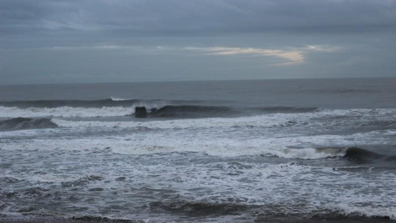 Surf report Anglet Surf Club - France (64) 2015-11-27 09:00:00