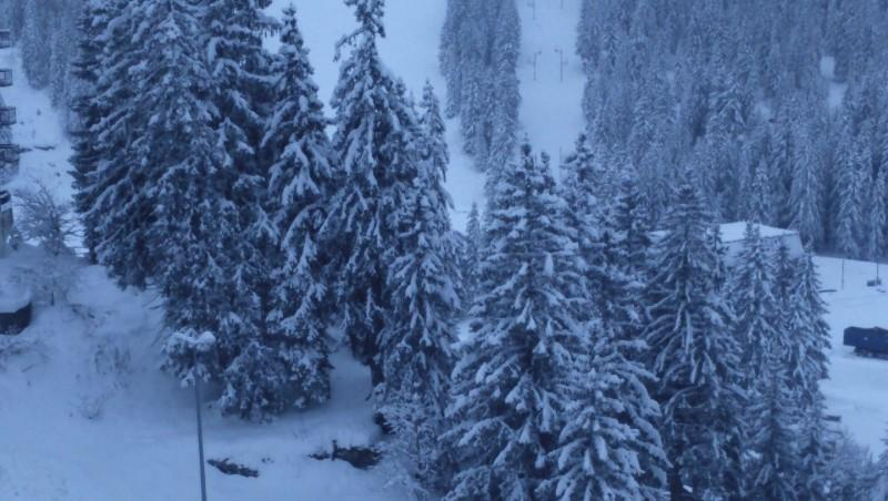 Snow report Flaine - France (74) 2015-11-26 09:00:00