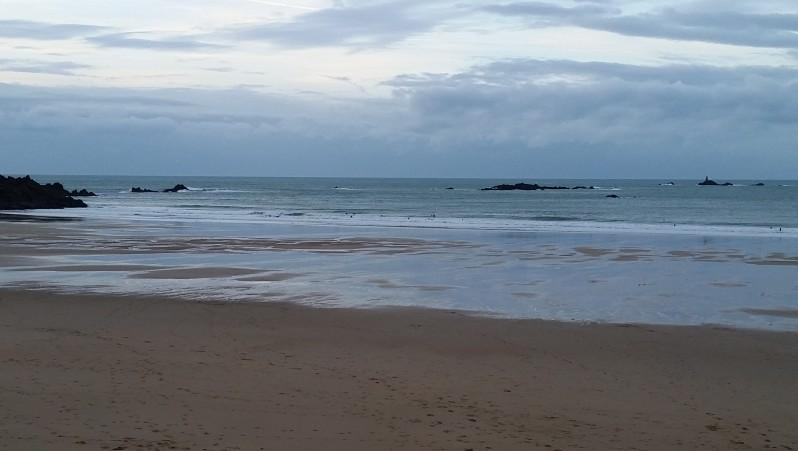 Surf report Longchamp - France (35) 2015-11-28 17:00:00