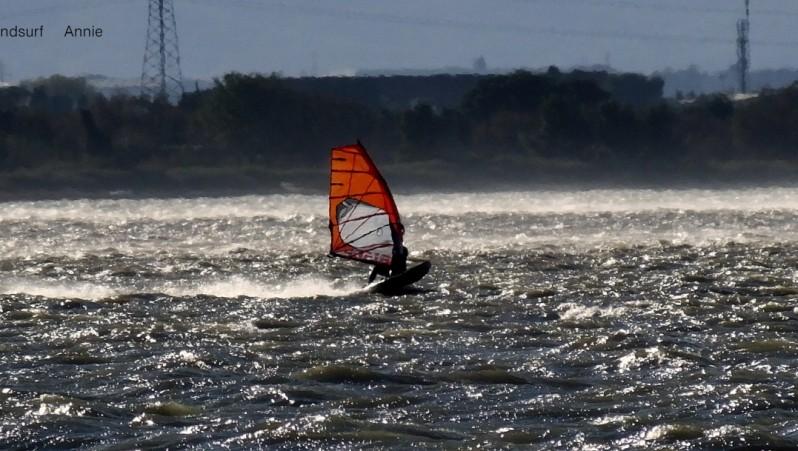 Wind report Le Barcarès - Cap Coudalère  - France (66) 2015-11-28 17:00:00