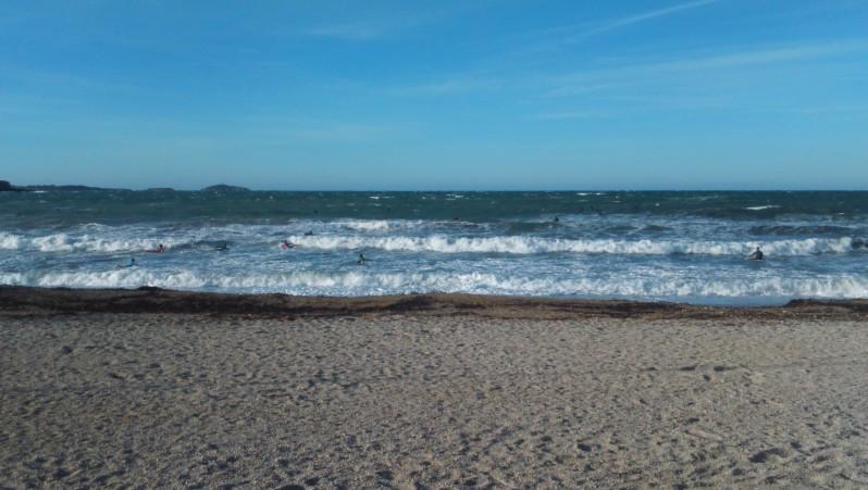 Surf report Brutal Beach - France (83) 2015-11-29 09:00:00