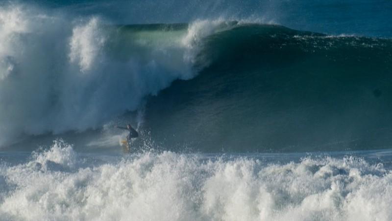 Surf report Hossegor - La Nord - France (40) 2015-11-30 16:00:00