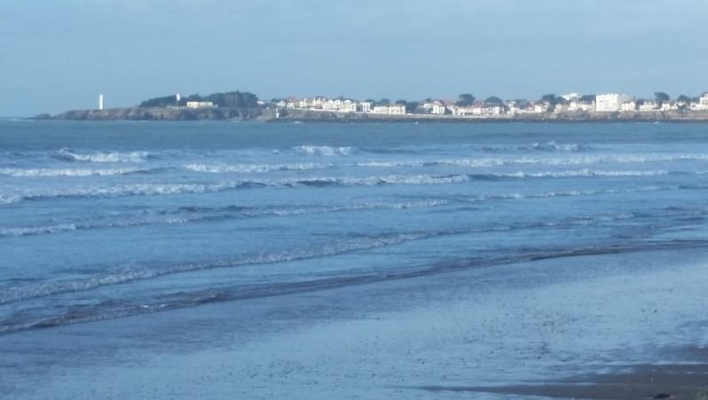 Surf report St Gilles-Croix-de-Vie - France (85) 2015-12-02 12:00:00