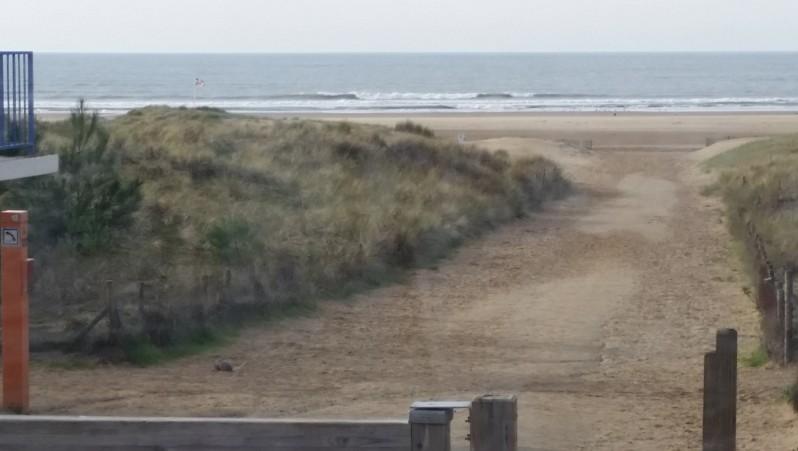 Surf report St Brévin - France (44) 2015-12-03 14:00:00