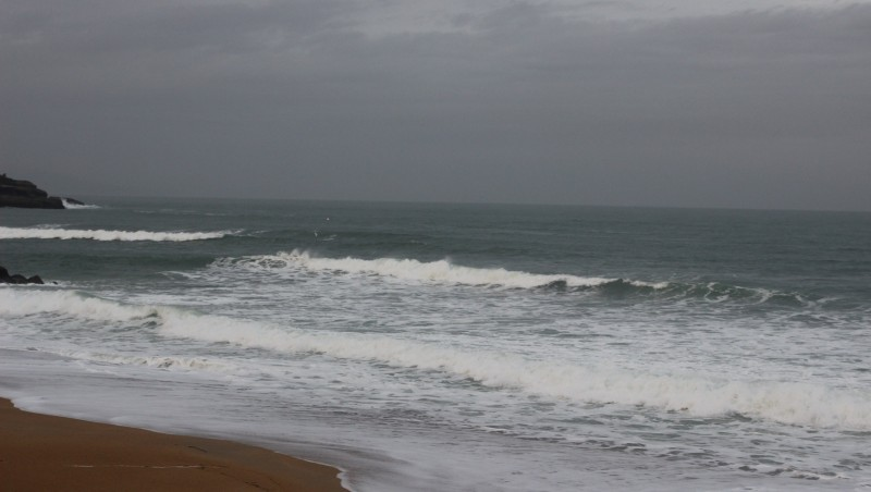 Surf report Anglet Surf Club - France (64) 2015-12-04 10:00:00