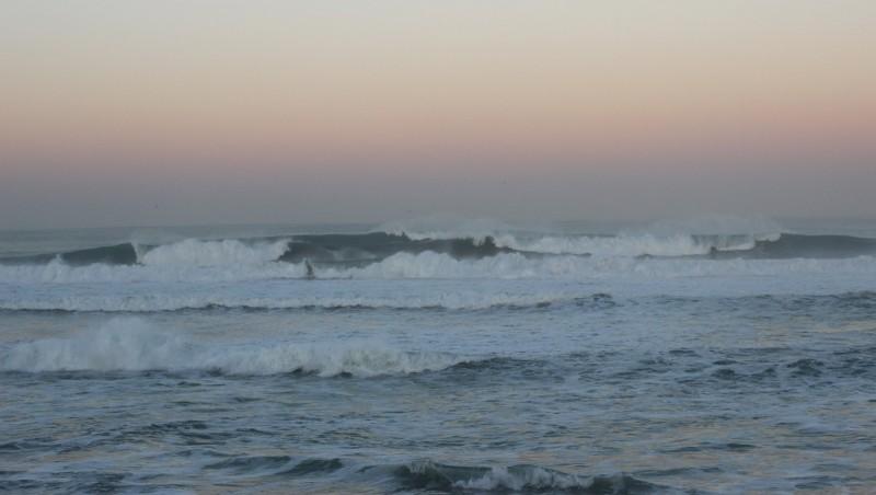 Surf report Anglet VVF - France (64) 2015-12-07 09:00:00