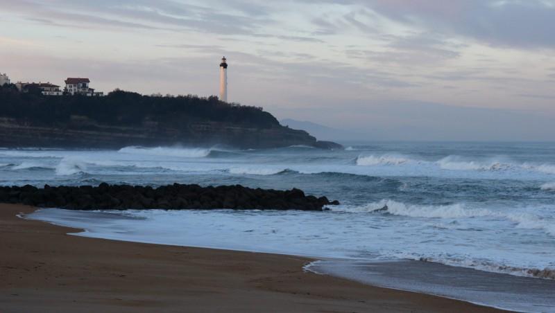 Surf report Anglet VVF - France (64) 2015-12-12 09:00:00