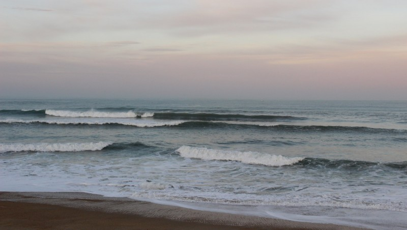 Surf report Anglet Surf Club - France (64) 2015-12-13 09:00:00