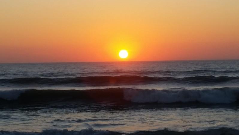 Surf report St Gilles-Croix-de-Vie - France (85) 2015-12-12 18:00:00