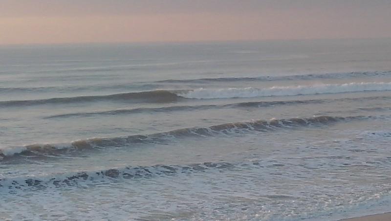 Surf report Hourtin Océan - La Centrale - France (33) 2015-12-13 20:00:00
