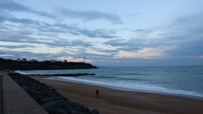 Surf report Anglet Surf Club - France (64) 2015-12-14 09:00:00