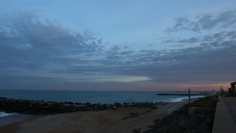 Surf report Anglet VVF - France (64) 2015-12-15 09:00:00