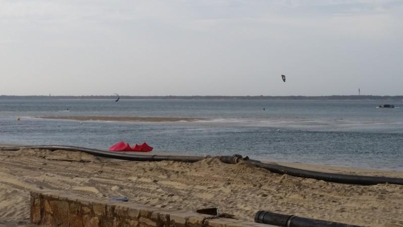 Wind report Arcachon - Les Arbousiers - France (33) 2015-12-17 14:00:00