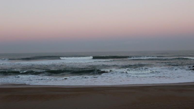 Surf report Anglet VVF - France (64) 2015-12-21 09:00:00