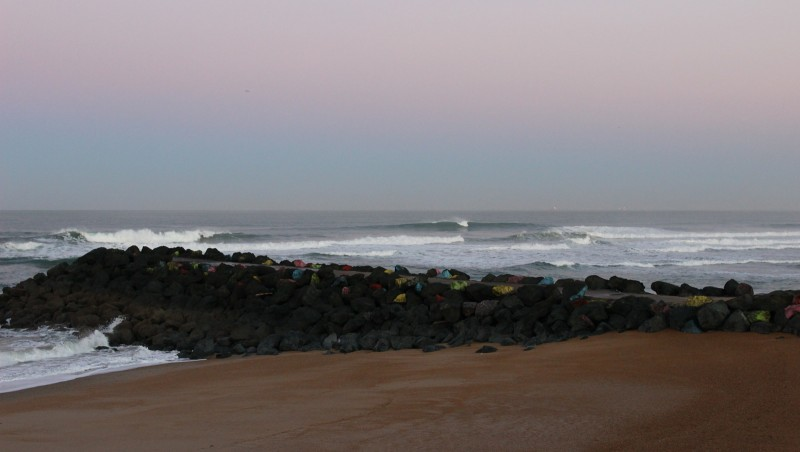 Surf report Anglet Surf Club - France (64) 2015-12-22 09:00:00