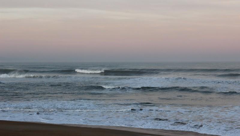 Surf report Anglet VVF - France (64) 2015-12-26 09:00:00
