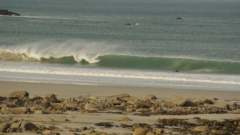 Surf report La Mauvaise Grève - France (29) 2015-12-26 09:00:00