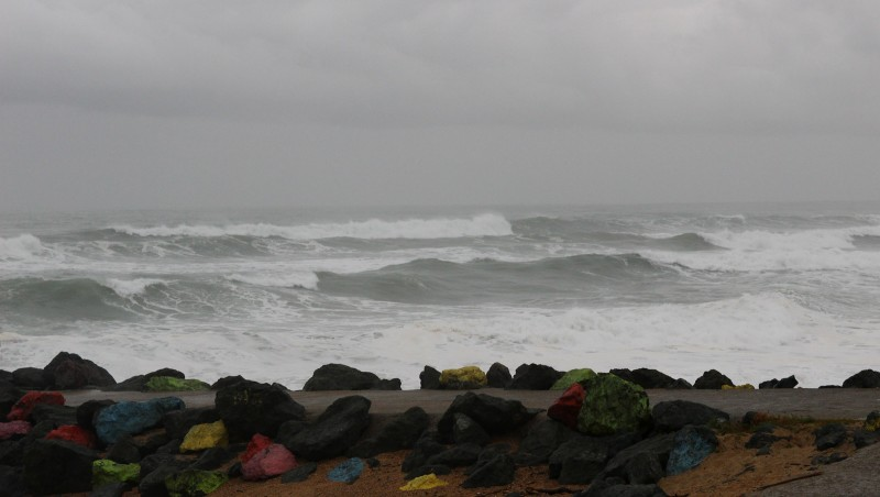 Surf report Anglet Surf Club - France (64) 2015-12-31 09:00:00