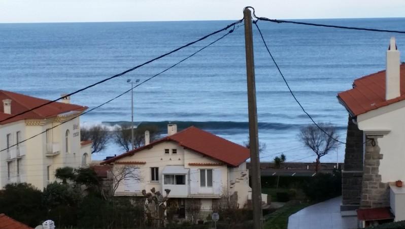 Surf report Hendaye - France (64) 2016-01-01 11:00:00