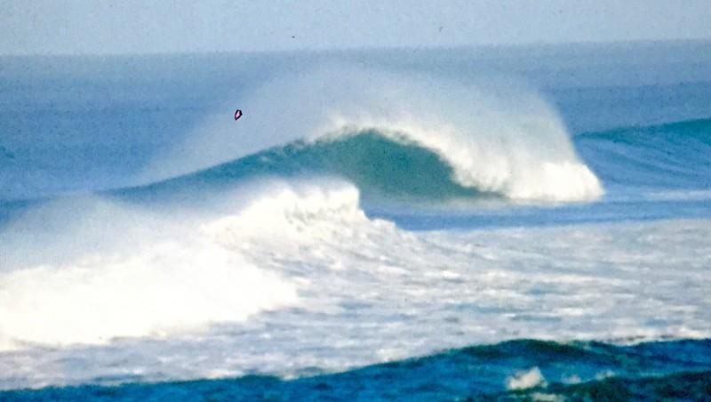 Surf report Hossegor - La Nord - France (40) 2016-01-01 12:00:00