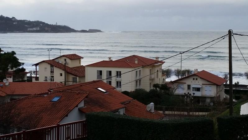Surf report Hendaye - France (64) 2016-01-02 10:00:00