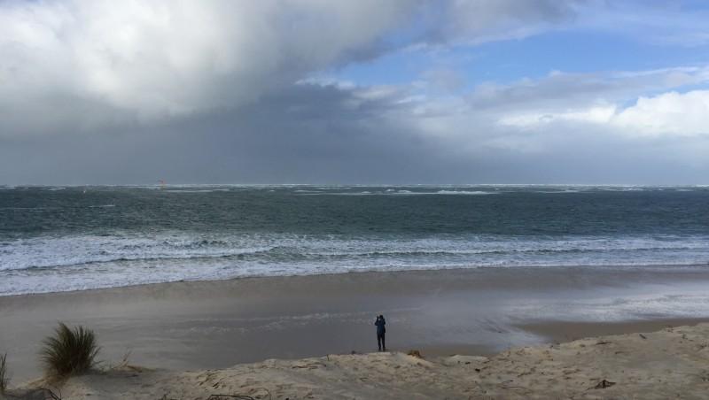Wind report La Lagune - France (33) 2016-01-02 13:00:00