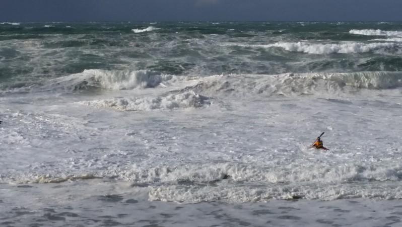 Surf report Capbreton - Le Santosha - France (40) 2016-01-02 14:00:00