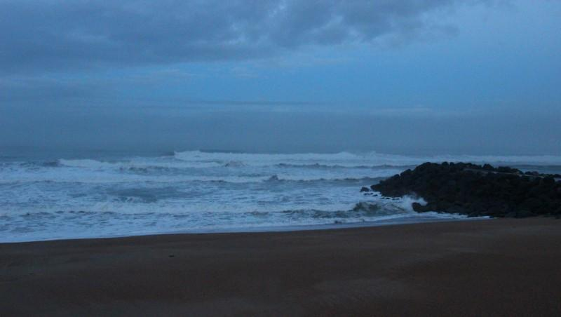 Surf report Anglet Surf Club - France (64) 2016-01-09 09:00:00