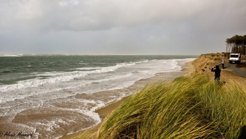 Wind report La Lagune - France (33) 2016-01-11 15:00:00