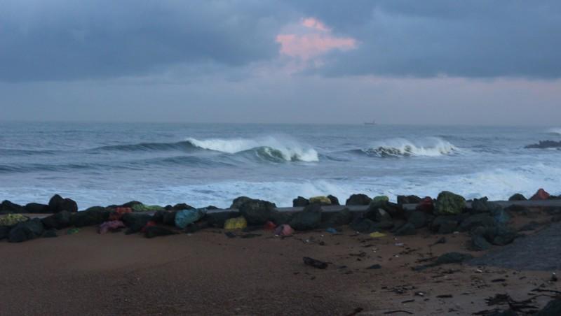 Surf report Anglet Sables d'Or - France (64) 2016-01-13 09:00:00