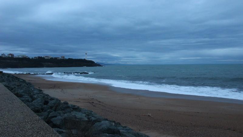 Surf report Anglet Surf Club - France (64) 2016-01-14 09:00:00