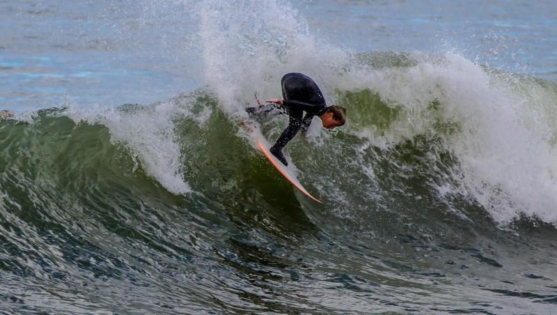 Surf report Capbreton - Le Prévent - France (40) 2016-01-13 15:00:00