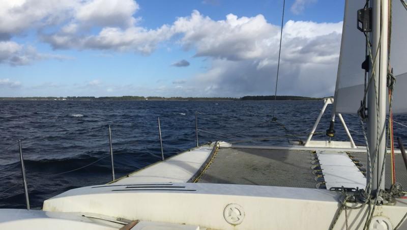 Wind report Lacanau Lac - France (33) 2016-01-15 15:00:00