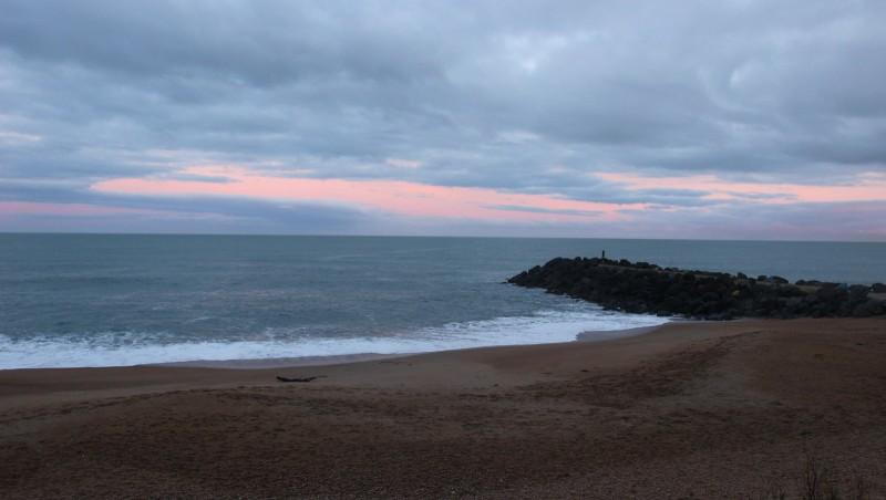 Surf report Anglet Surf Club - France (64) 2016-01-17 09:00:00