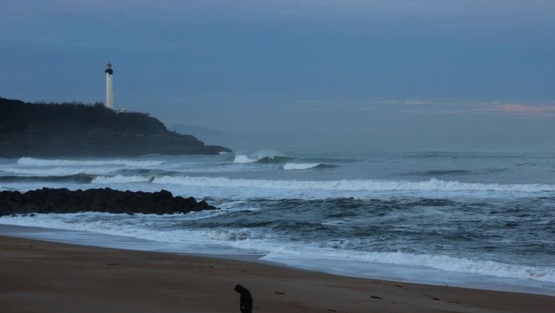 Surf report Anglet VVF - France (64) 2016-01-20 09:00:00