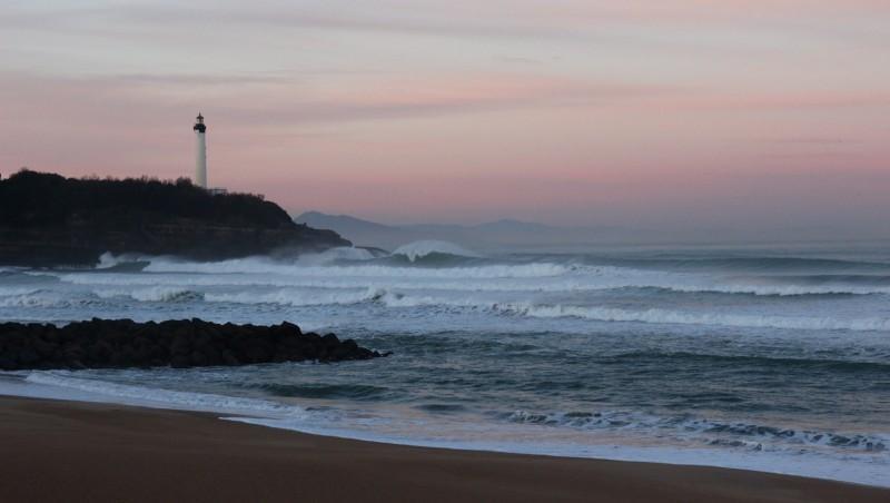Surf report Anglet VVF - France (64) 2016-01-21 09:00:00