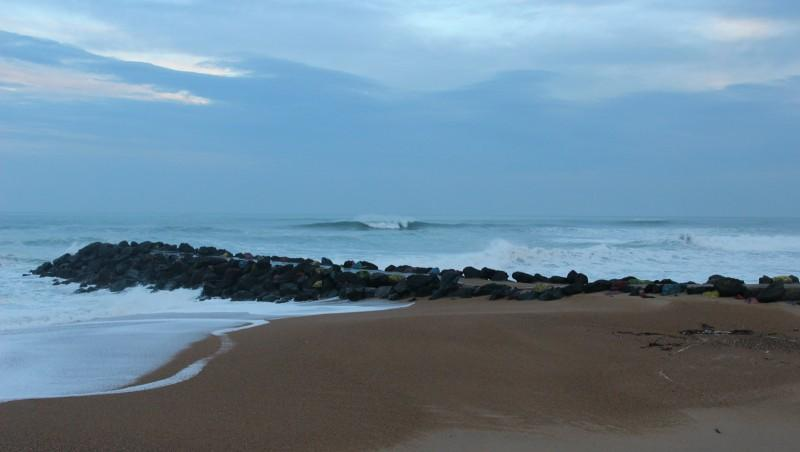 Surf report Anglet Sables d'Or - France (64) 2016-01-28 09:00:00