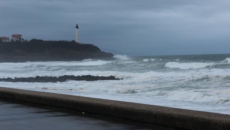 Surf report Anglet Sables d'Or - France (64) 2016-01-31 09:00:00