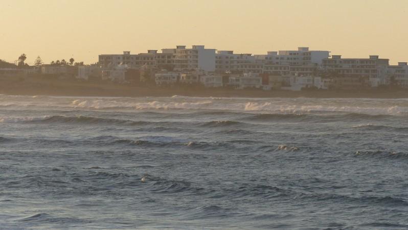 Wind report Dar Koch - Maroc (MA) 2016-01-31 14:00:00