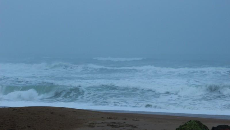 Surf report Anglet Sables d'Or - France (64) 2016-02-02 09:00:00