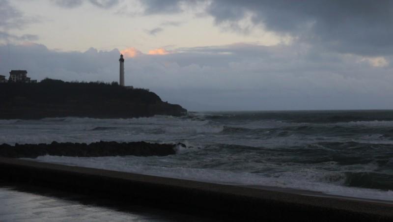 Surf report Anglet VVF - France (64) 2016-02-03 09:00:00