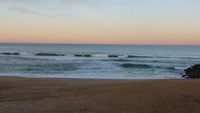 Surf report Anglet Sables d'Or - France (64) 2016-02-06 09:00:00