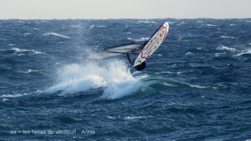 Wind report Canet Sud - Pont des Basses - France (66) 2016-02-06 18:00:00