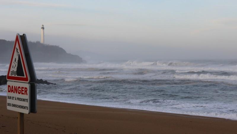Surf report Anglet Sables d'Or - France (64) 2016-02-08 09:00:00