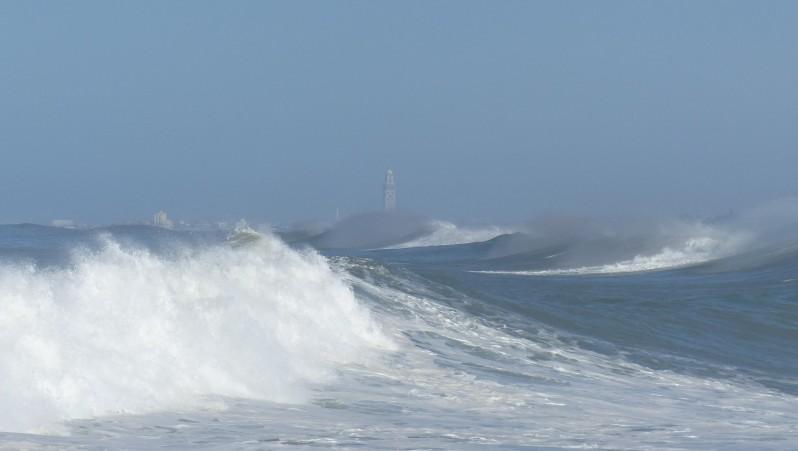 Surf report Petit Port Dar Bouazza - Maroc (MA) 2016-02-09 14:00:00