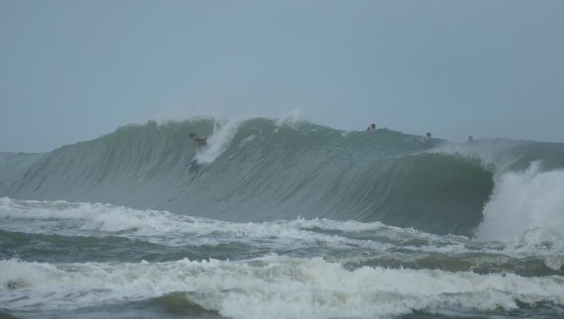 Surf report Salsa Brava - Costa Rica (CR) 2016-02-12 11:00:00