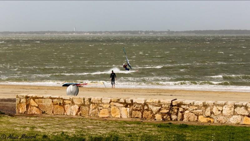 Wind report Arcachon - Les Arbousiers - France (33) 2016-02-13 13:00:00