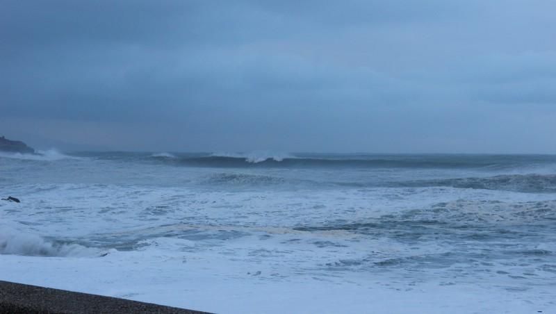 Surf report Anglet VVF - France (64) 2016-02-15 09:00:00